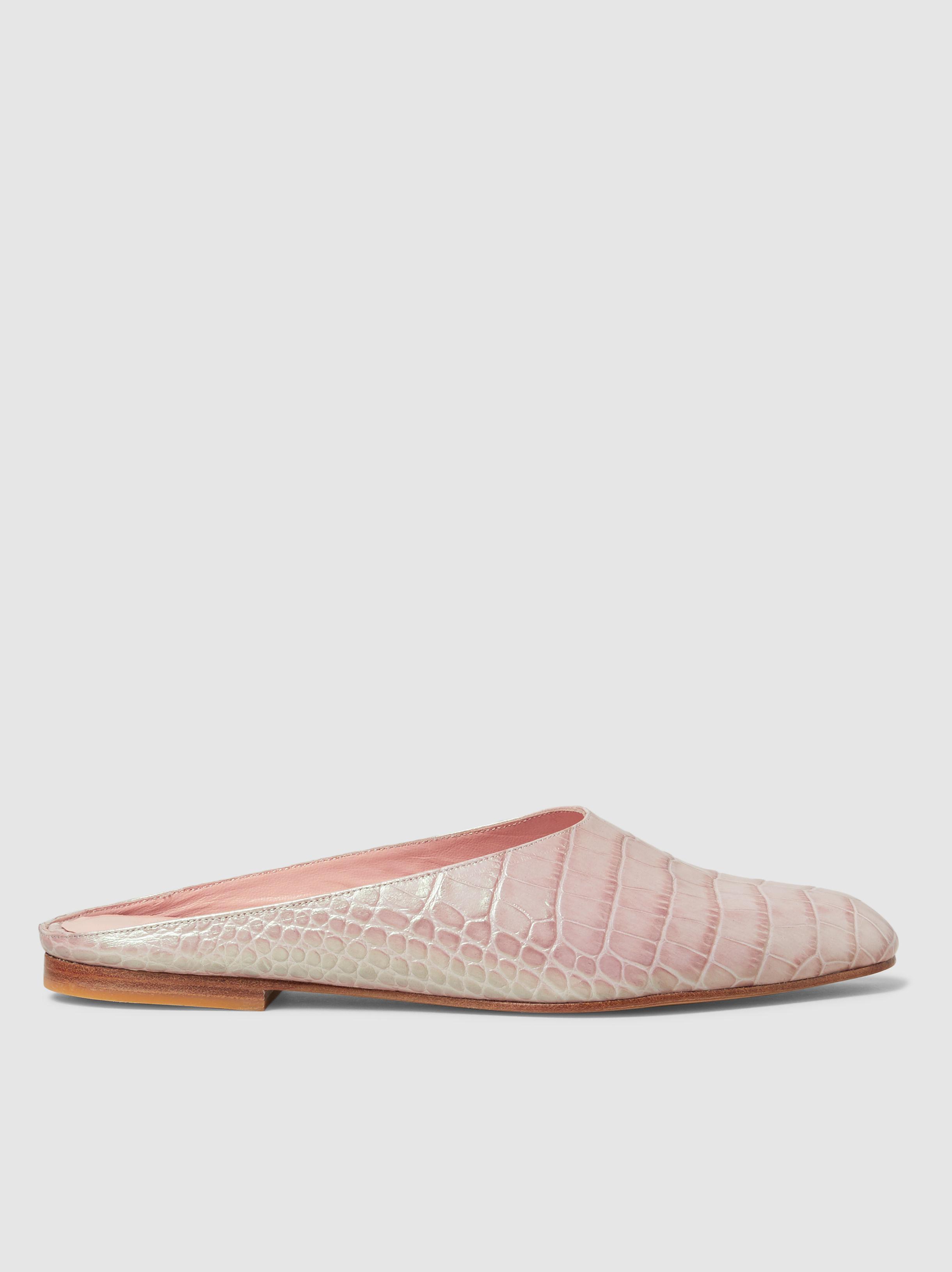 Leather Slippers Maryam Nassir Zadeh BiV3Zk