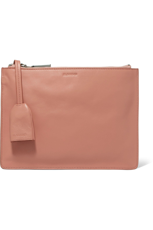 Jil Sander Woman Leather Tote Blush Size Jil Sander nkyQH99f