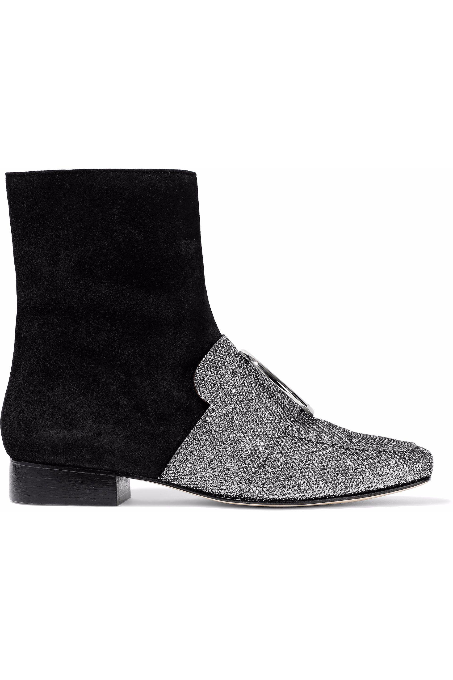 DORATEYMUR Suede ankle boots Cheap Pre Order Cheap Price h0rebMwD9
