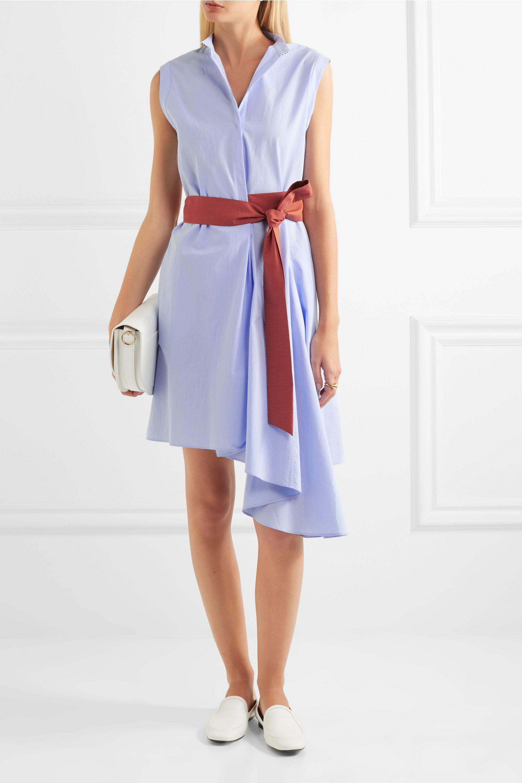 Cotton poplin dress Brunello Cucinelli 7bb9G