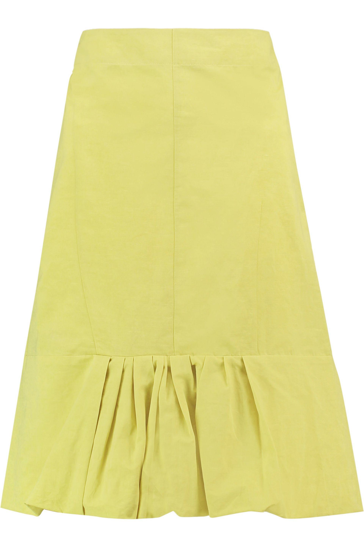 Cotton-blend skirt Marni Cheapest a0hGEt9aQU