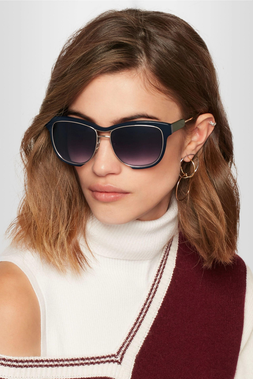 Sunglasses Galería Farrow X Linda Sacai Square X5Oqw5xzv
