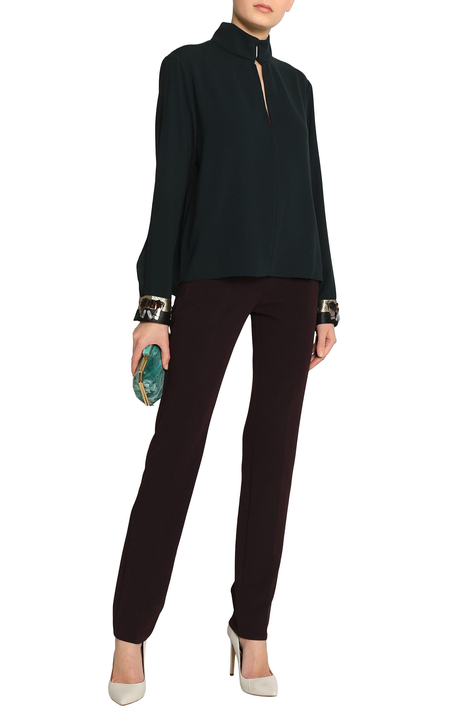 7721baf9a324 by-malene-birger-Dark-green-Woman-Wrap-effect-Embellished-Crepe-Blouse-Dark-Green.jpeg