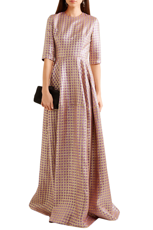 177a0a87b48b reem-acra-Lavender-Metallic-Jacquard-Gown.jpeg