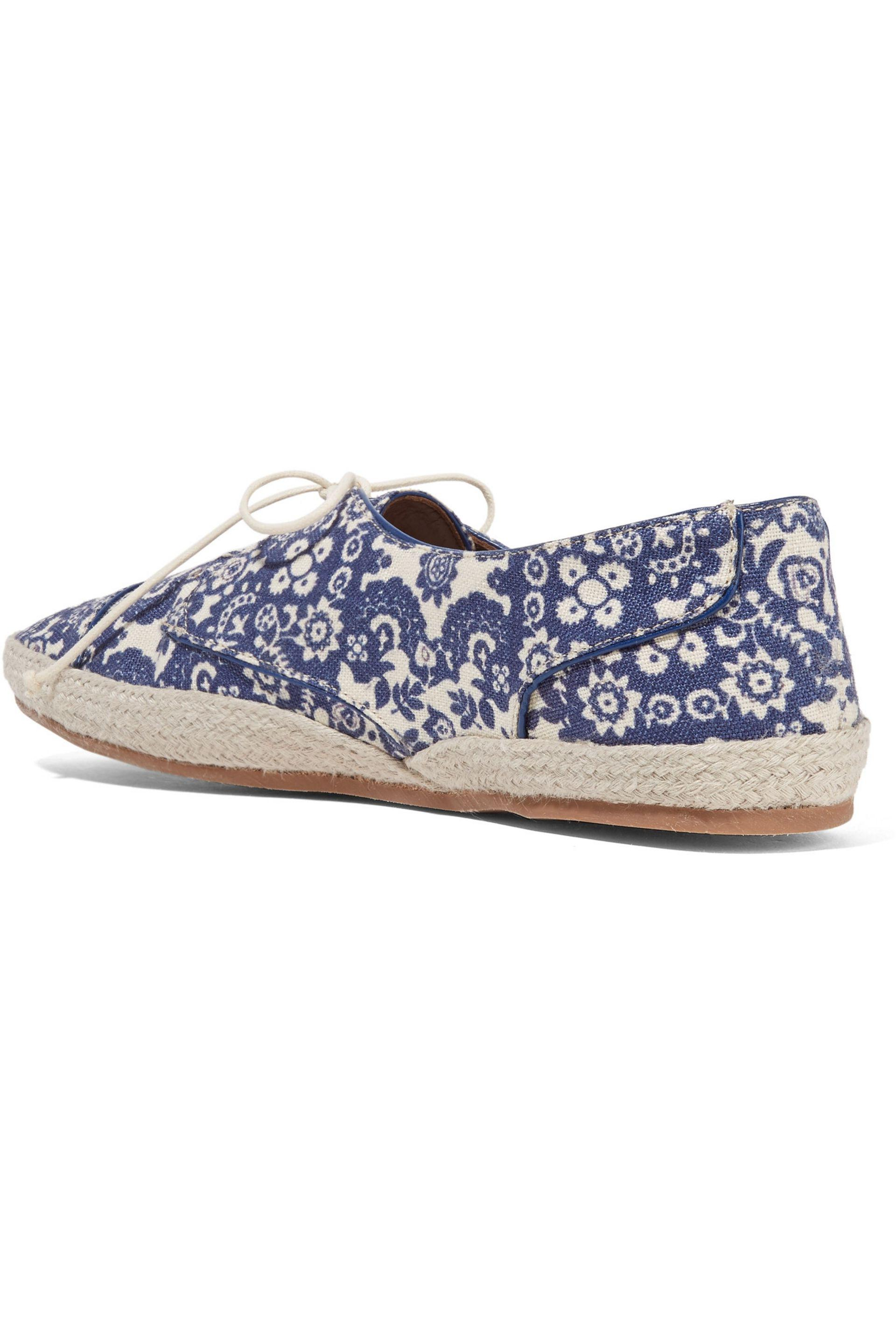 Tabitha Simmons Canvas Espadrille Sneakers discount fashionable aKn5oxEJDs