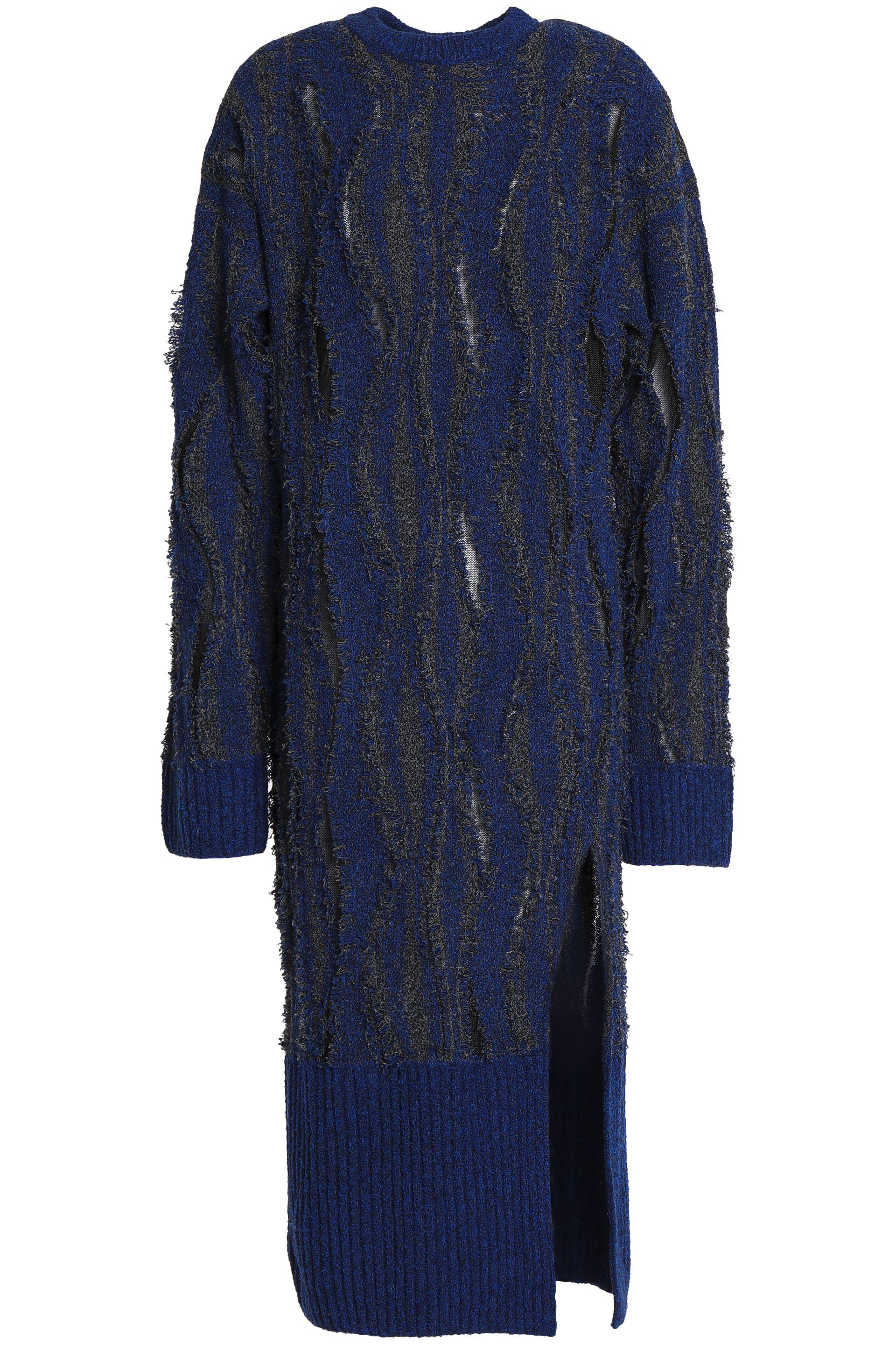 Opening Ceremony Woman Cutout Frayed Marled-boucl</ototo></div>                                   <span></span>                               </div>             <div>                                     <div>                                             <div>                                                     <ul>                                                             <li>                                 <a href=