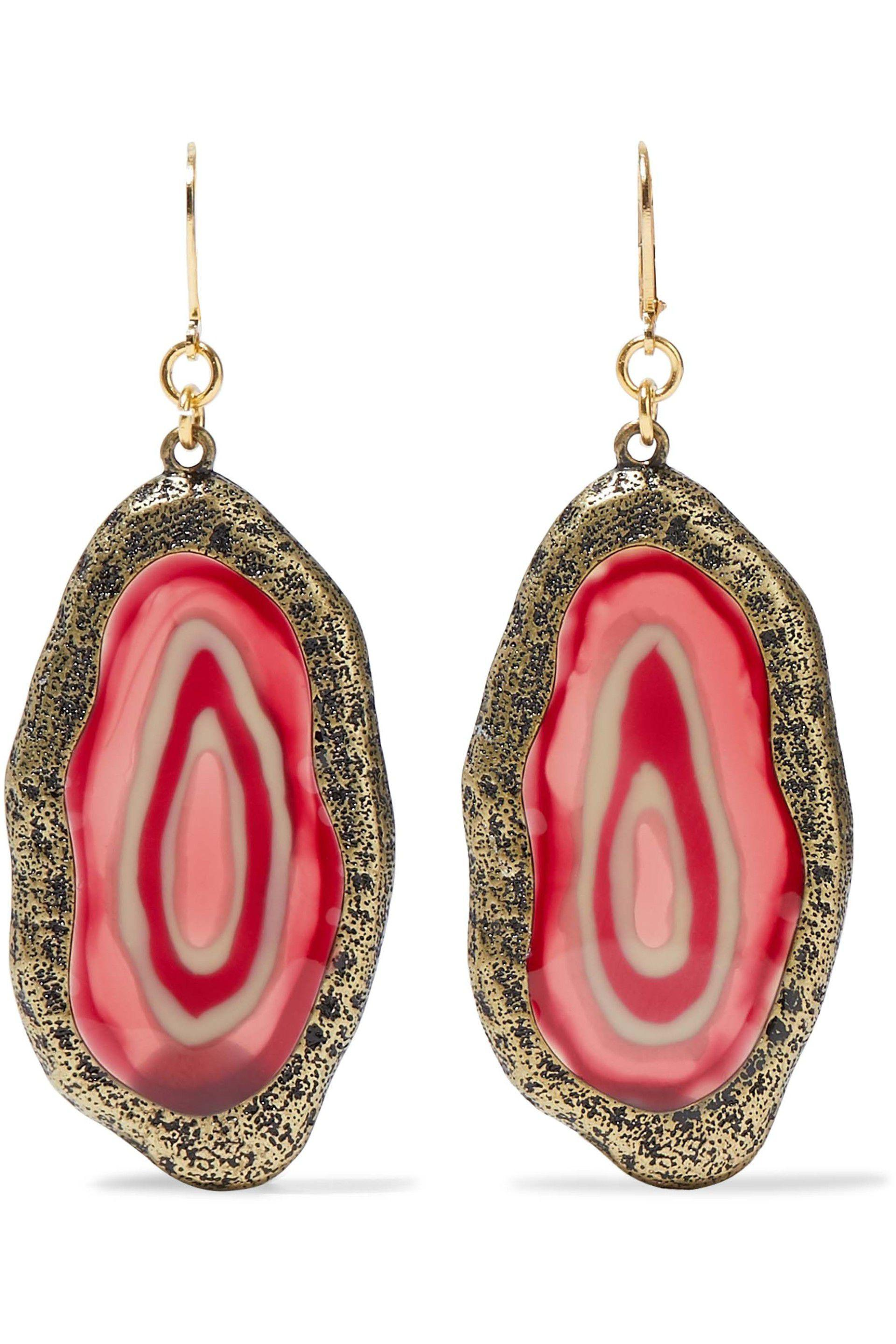 sienna products image earrings elizabeth resin