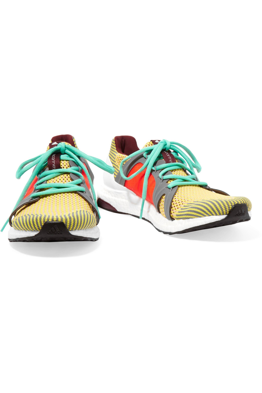 860696655aea Adidas By Stella Mccartney Ultra Boost Stretch-mesh Sneakers - Lyst