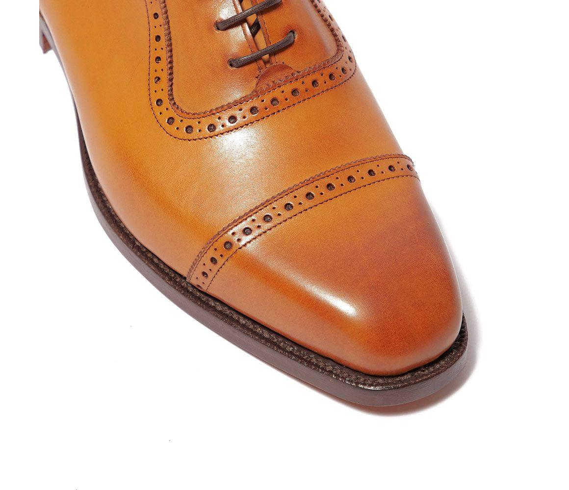 9a25cbcf Lyst Men Tricker's Burnished Belgrave Oxfords Light Leather Tan View For  Fullscreen Brown Hqz8HwxC1