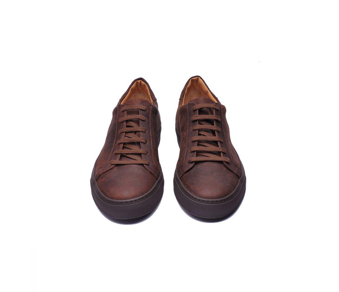 online store 89583 f7856 stefano-bemer-brown-Snuff-Brown-Kudu-Leather-Sneakers.jpeg