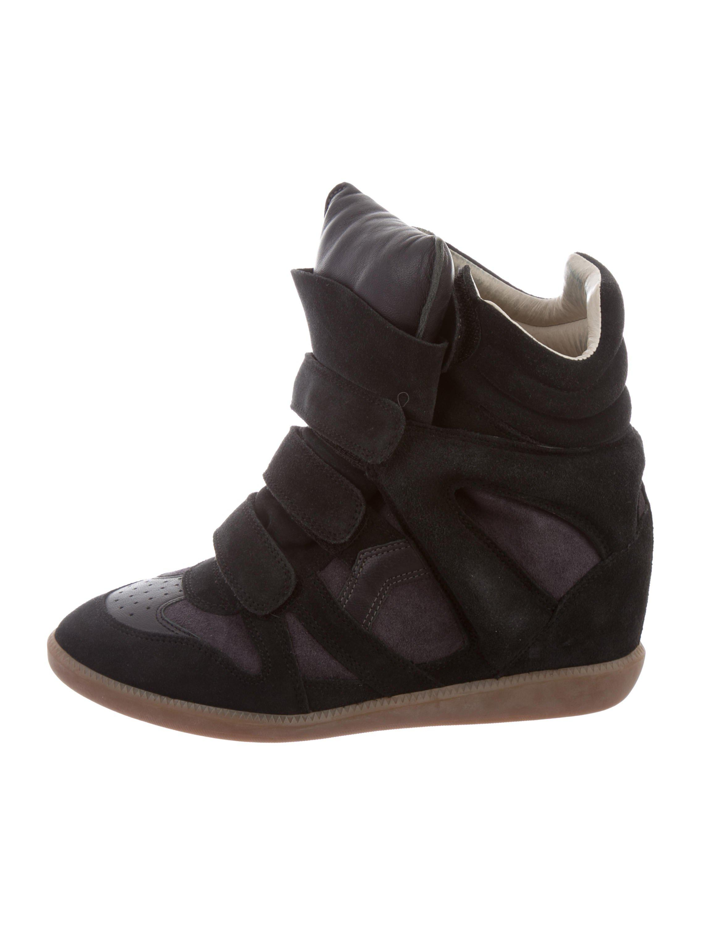 Étoile Isabel Marant Beckett High-Top Sneakers for sale official site factory outlet for sale 2015 online clearance official site clearance store for sale ICghNXvV9