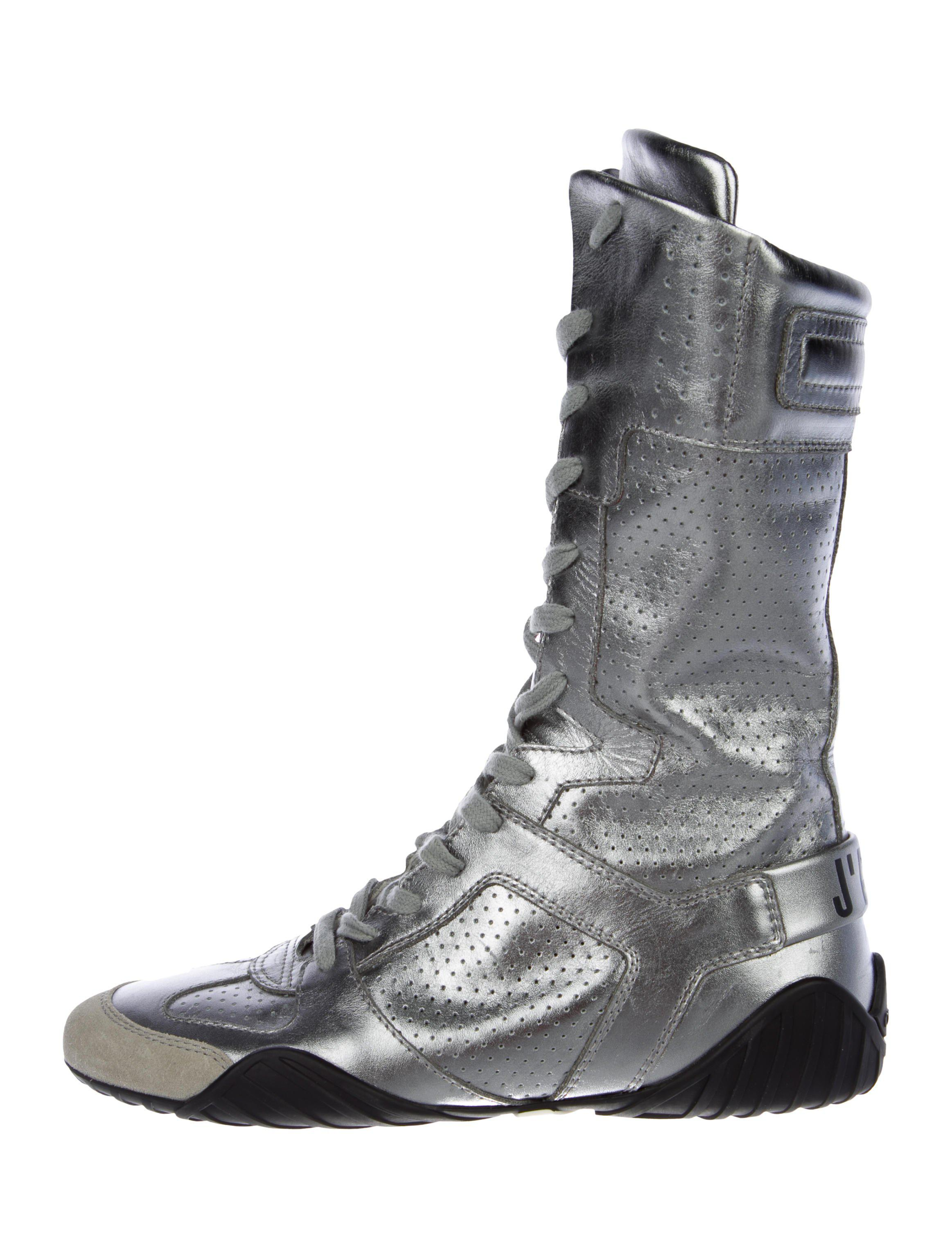 Christian Dior 2017 Leather D-Fence Boots cheap sale from china finishline cheap price clearance Cheapest clearance get authentic oiManBNXn