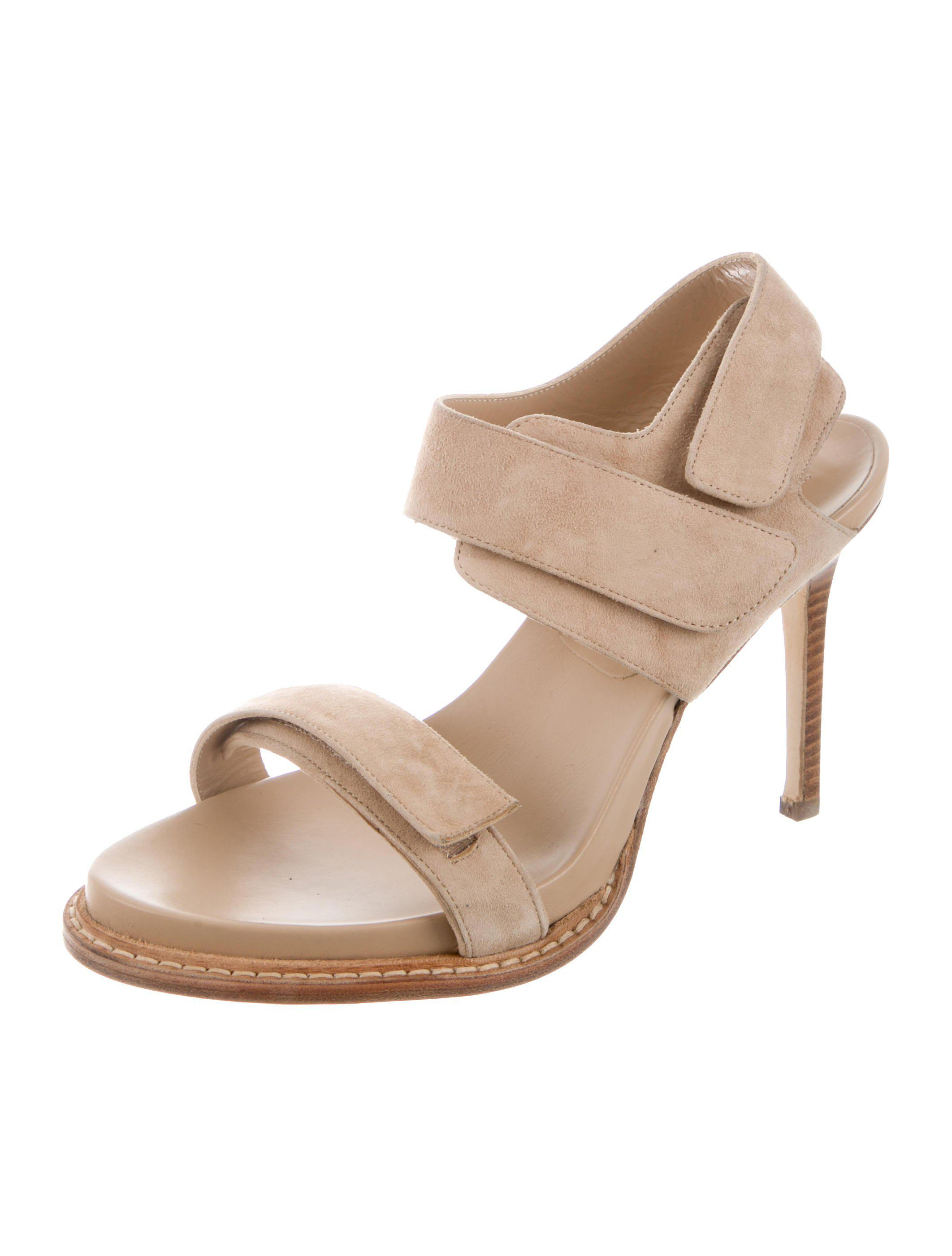 Ann Demeulemeester Multistrap Suede Sandals w/ Tags comfortable for sale outlet wiki cheapest Q6cklaCL