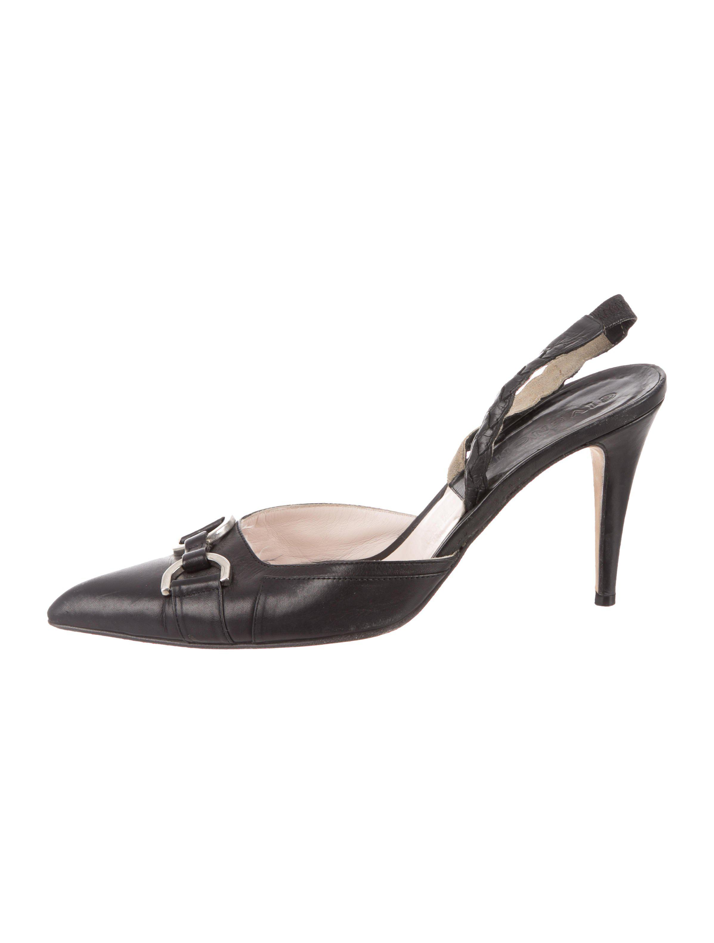 pointed toe pumps - Black Givenchy BKzgVzei