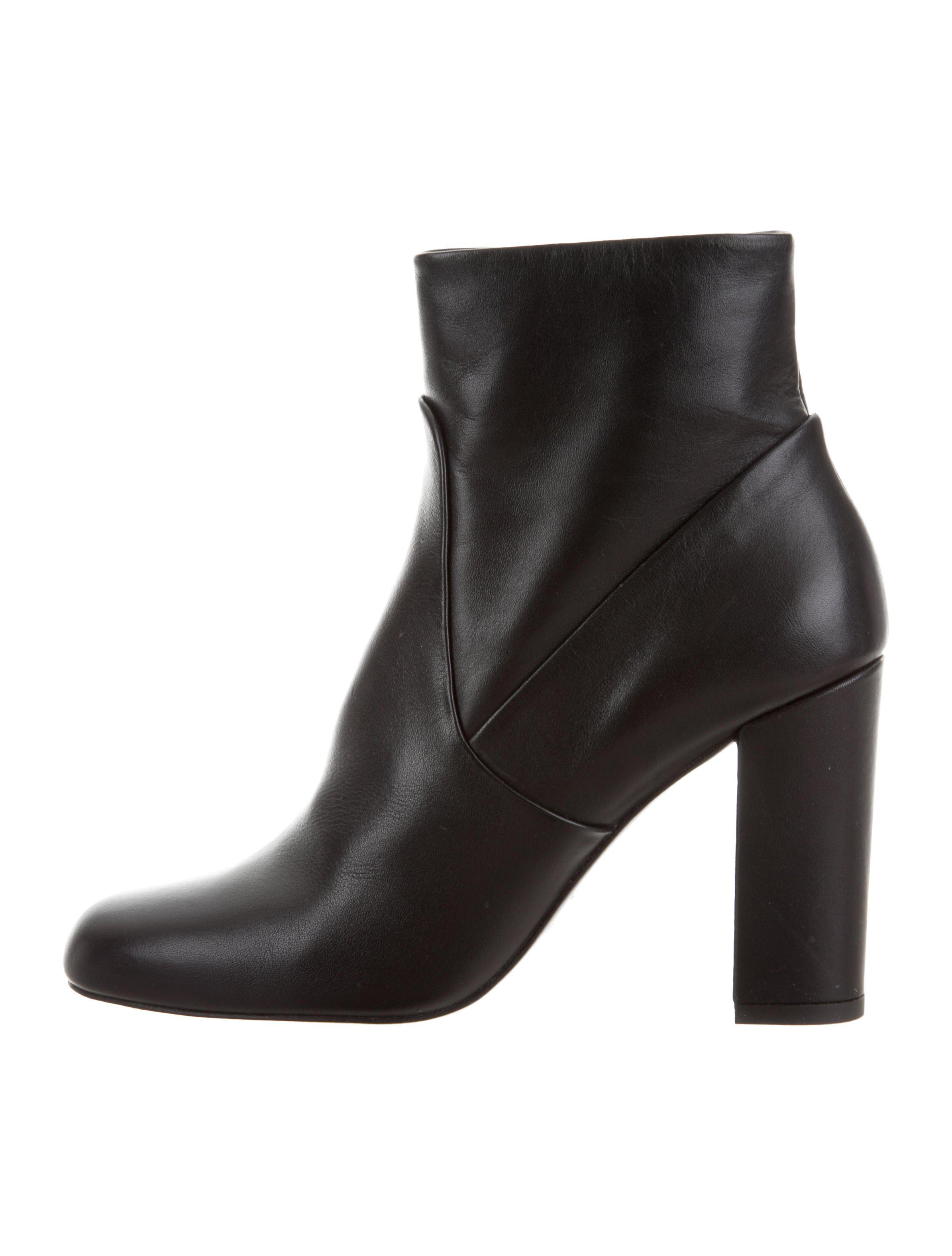 Iro Leather Ankle Boots w/ Tags sale online 8EbghKmZmG