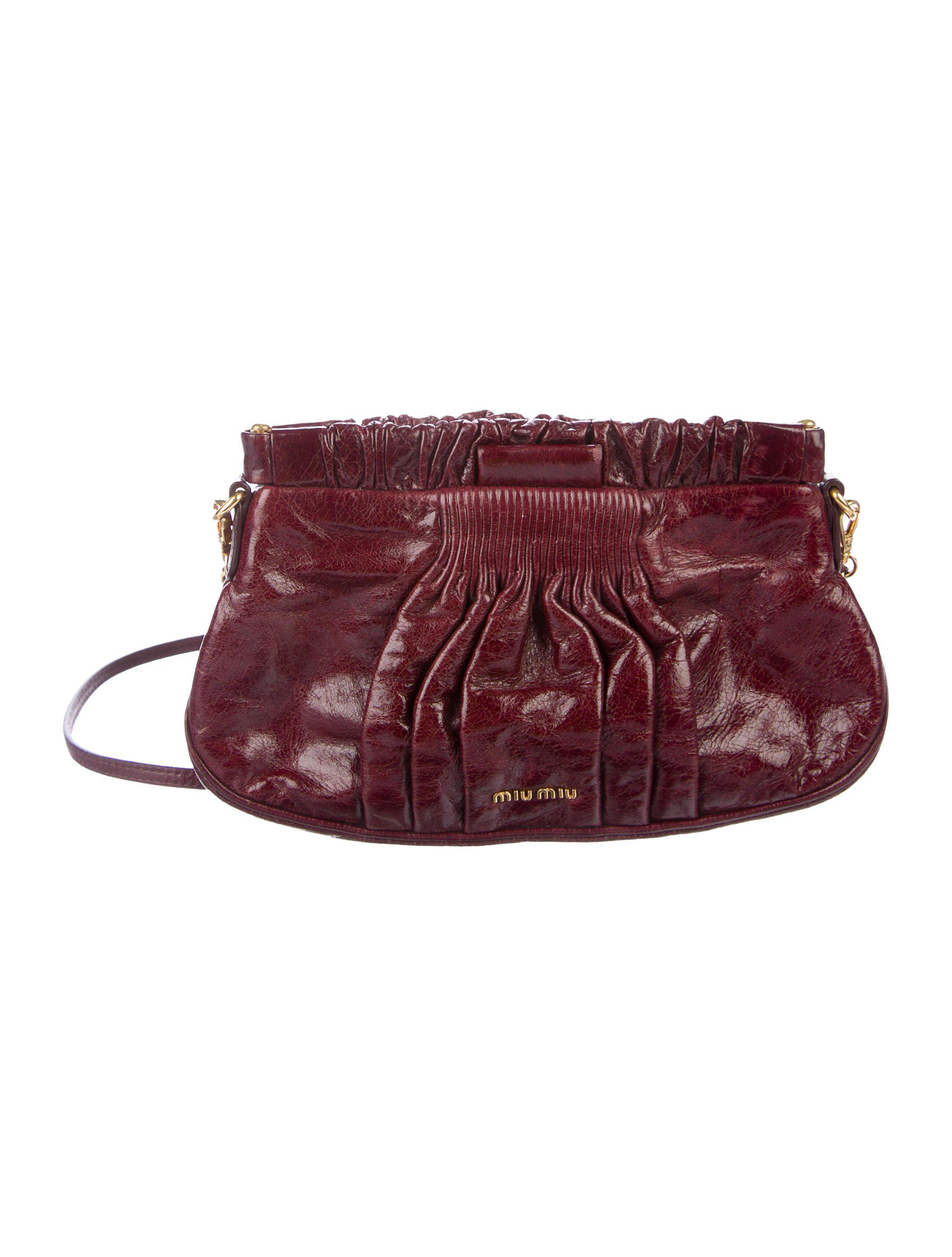 345515797 Gallery. Previously sold at: The RealReal · Women's Miu Miu Shoulder Bag