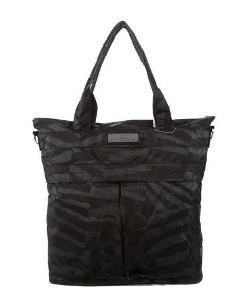 903ff6b1cb Lyst - Adidas By Stella Mccartney Large Tennis Bag in Black