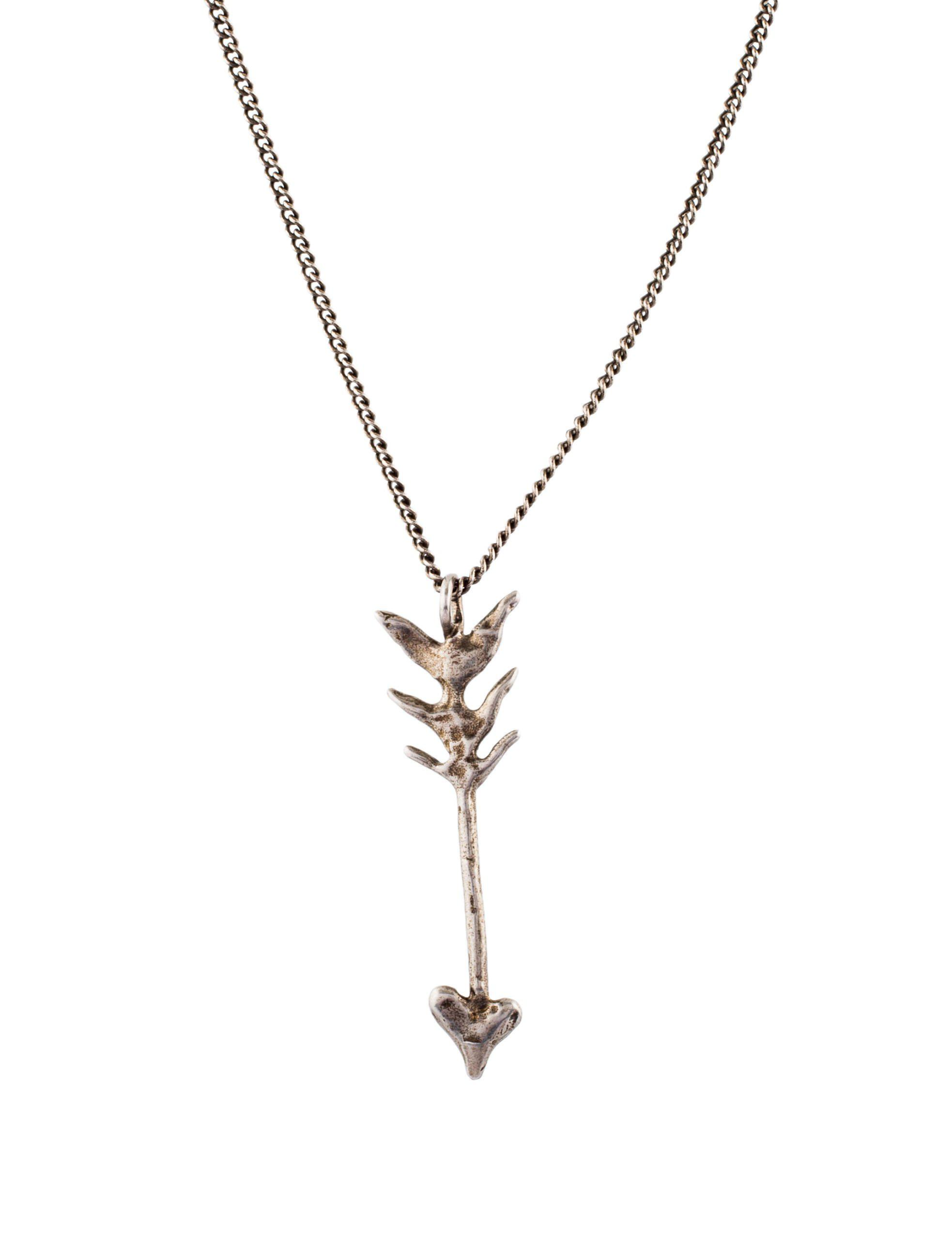 Givenchy Arrow necklace - Metallic gcGcfVJQ