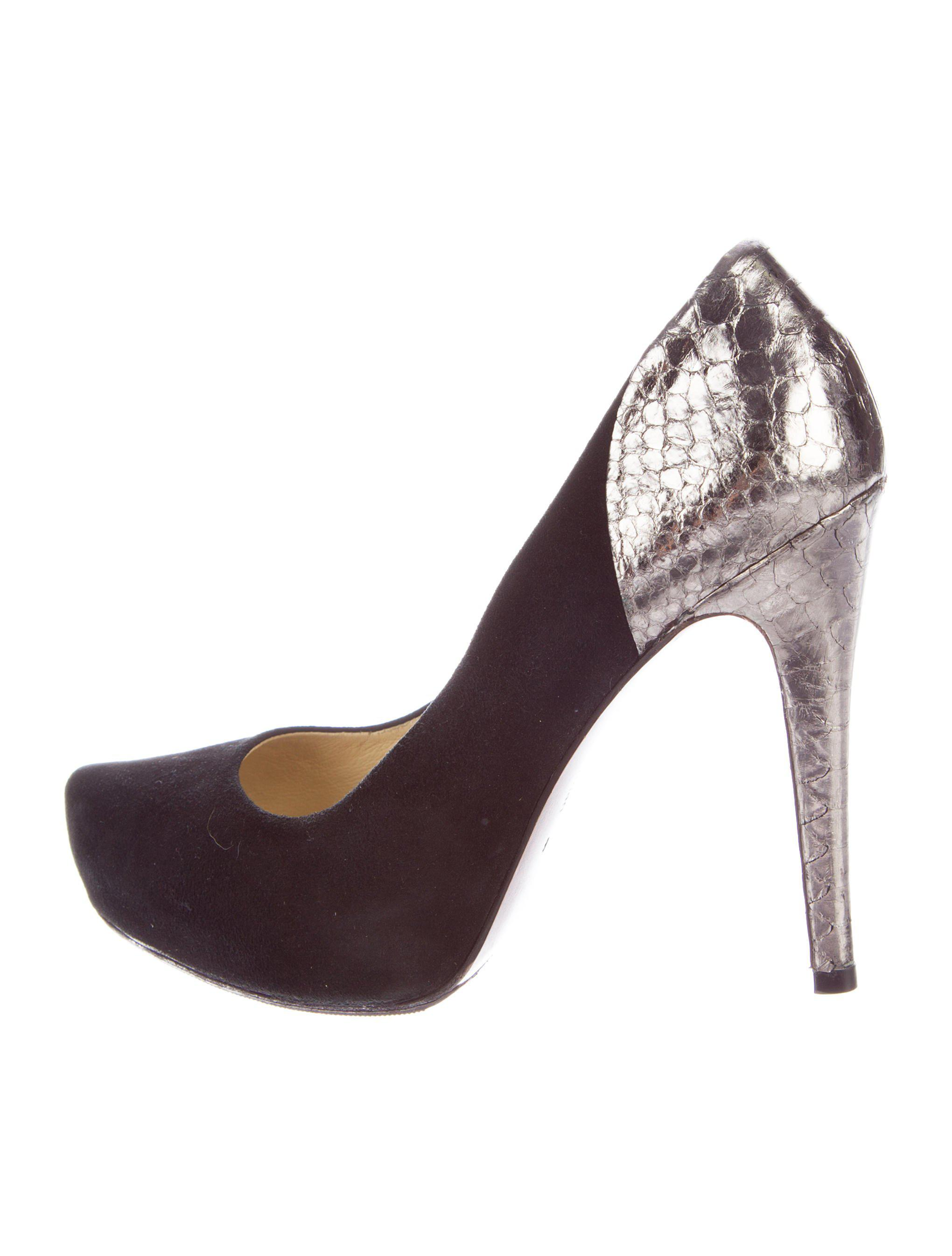 order Alexandre Birman Suede Pointed-Toe Pumps free shipping the cheapest idpqf
