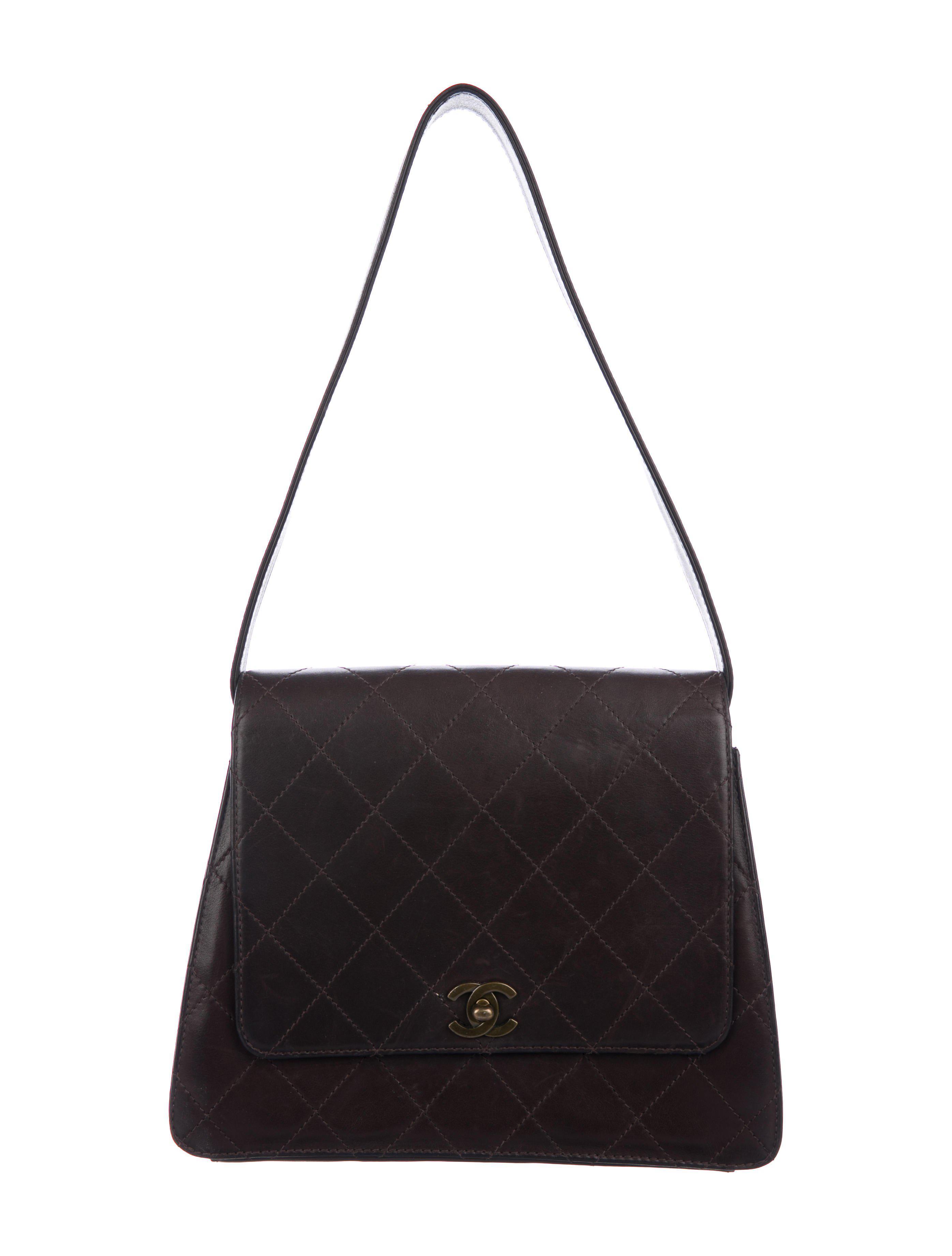 ?diamond Chanel flap bag