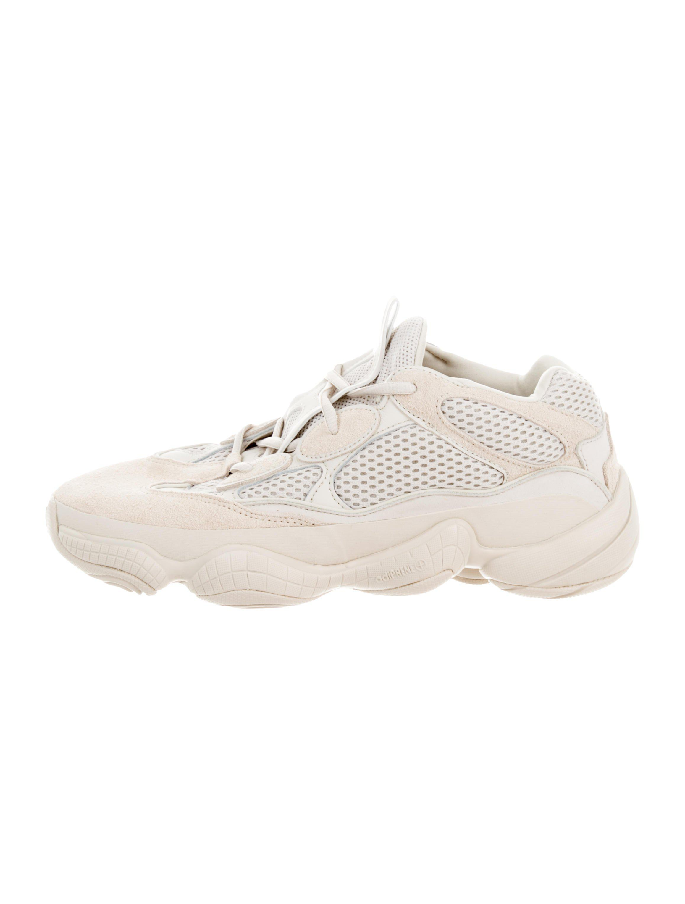 2027d0a21 Lyst - Yeezy 2018 Blush Desert Rat 500 Sneakers W  Tags Neutrals in ...