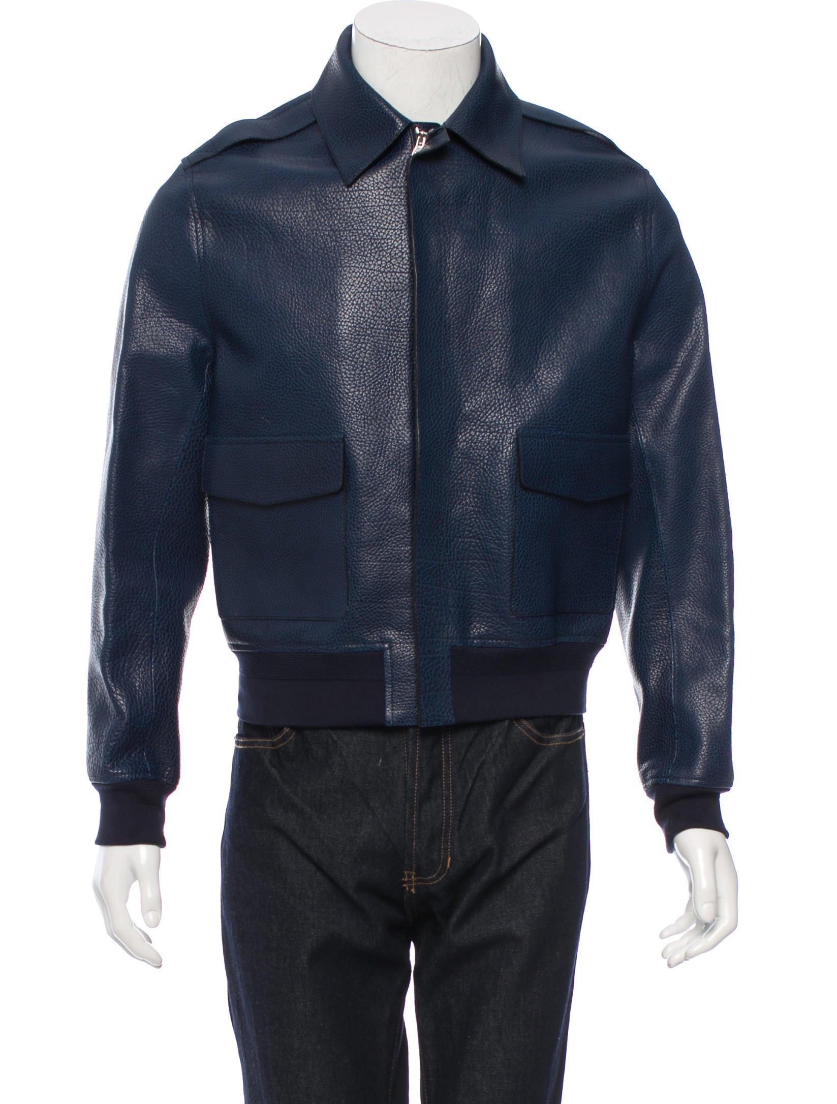 Louis vuitton leather jackets