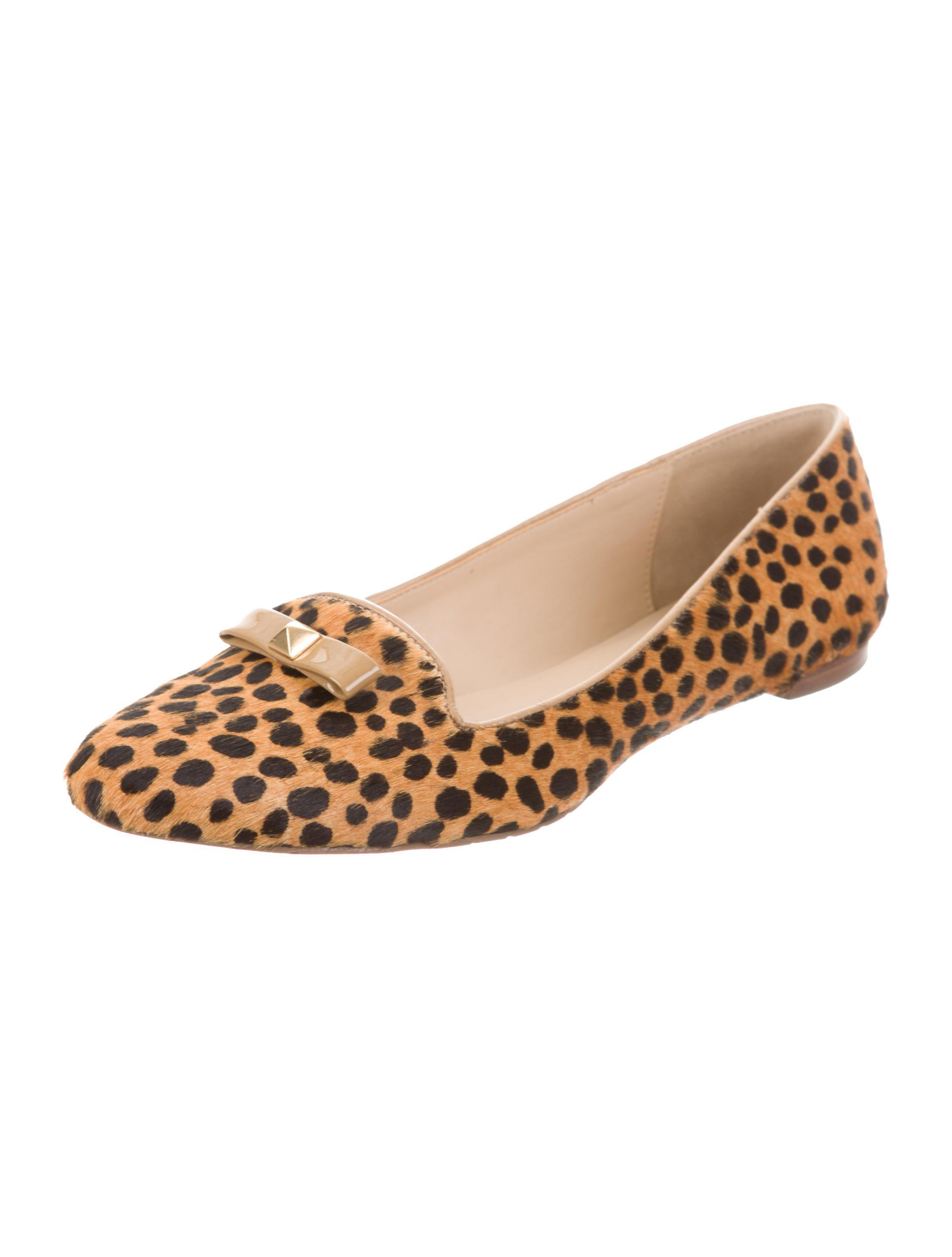 Kate Spade New York Treat Ponyhair Flats sale release dates store cheap online sale pay with visa find great fashion Style sale online WhFbW