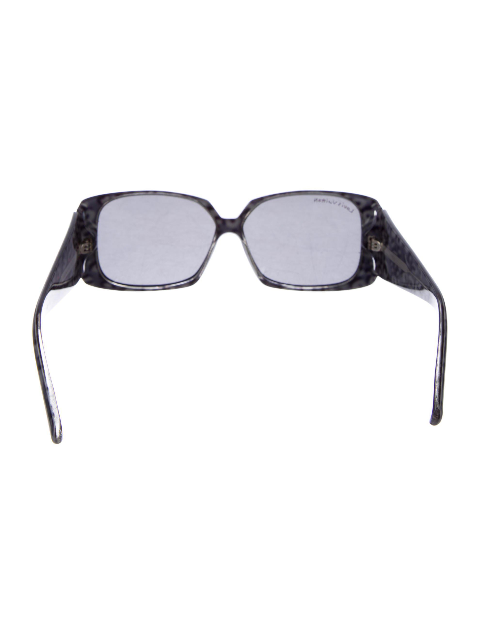 404a1b6f11 Louis Vuitton Butterfly Sunglasses Leopard « One More Soul