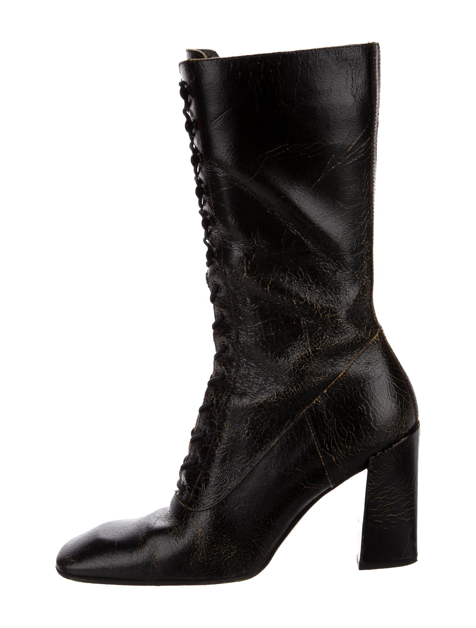 Miu Miu Black Kori Boots cheap sale 100% original free shipping new arrival pre order online gJcz2