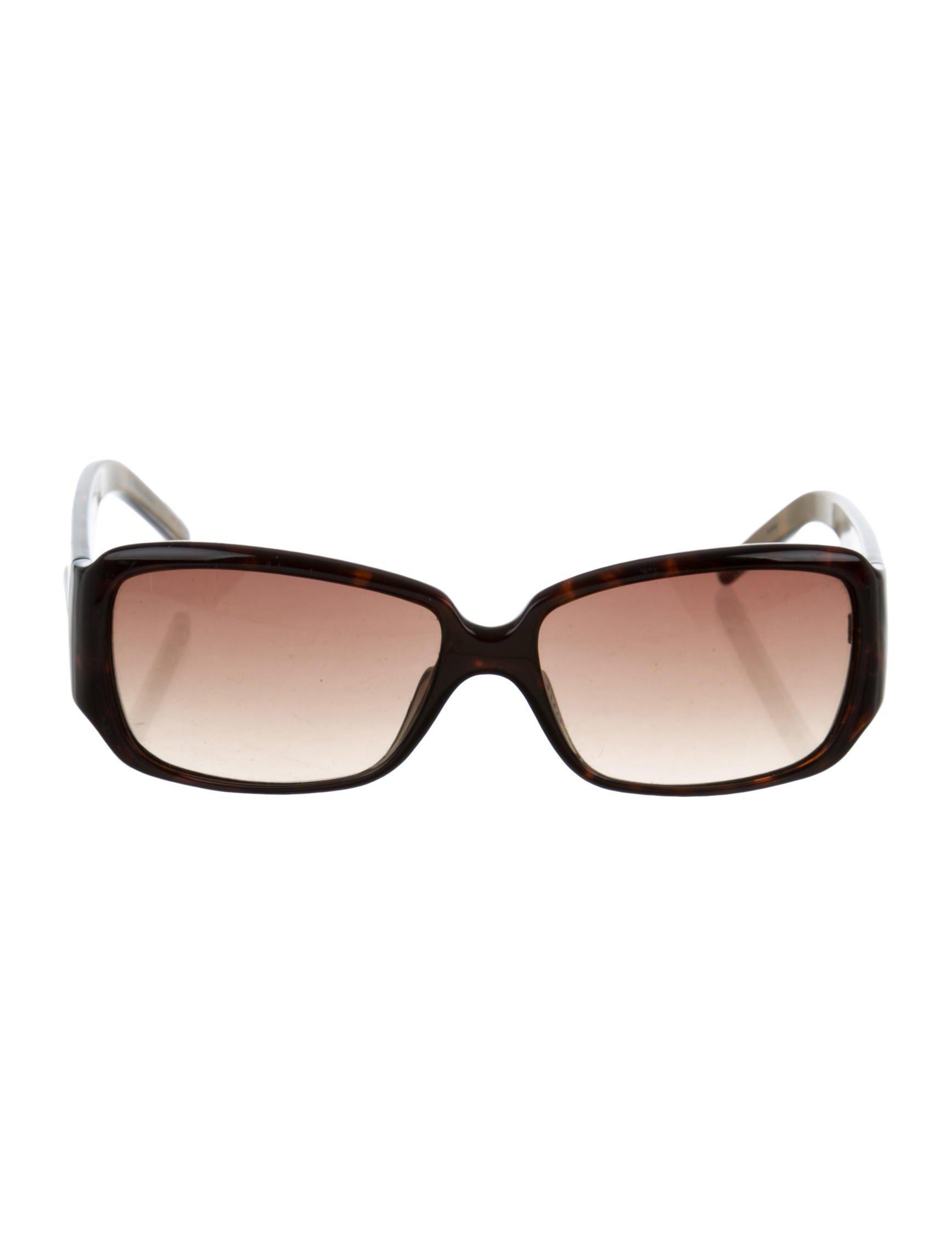 64b0d31acc MICHAEL Michael Kors. Men s Natural Michael Kors Gradient Rectangle Sunglasses  Brown