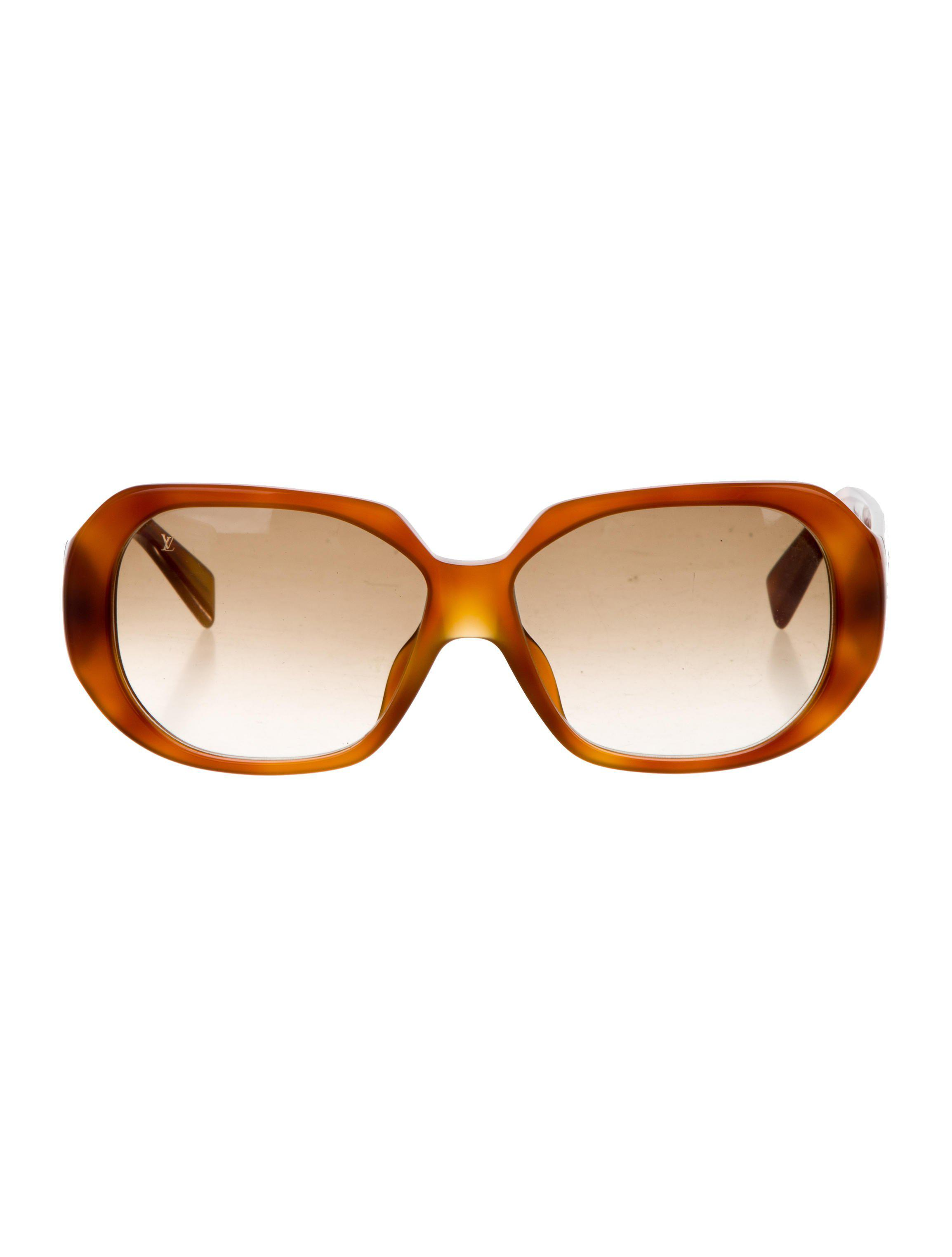 07a3ec14aef Louis Vuitton Butterfly Sunglasses Brown « One More Soul