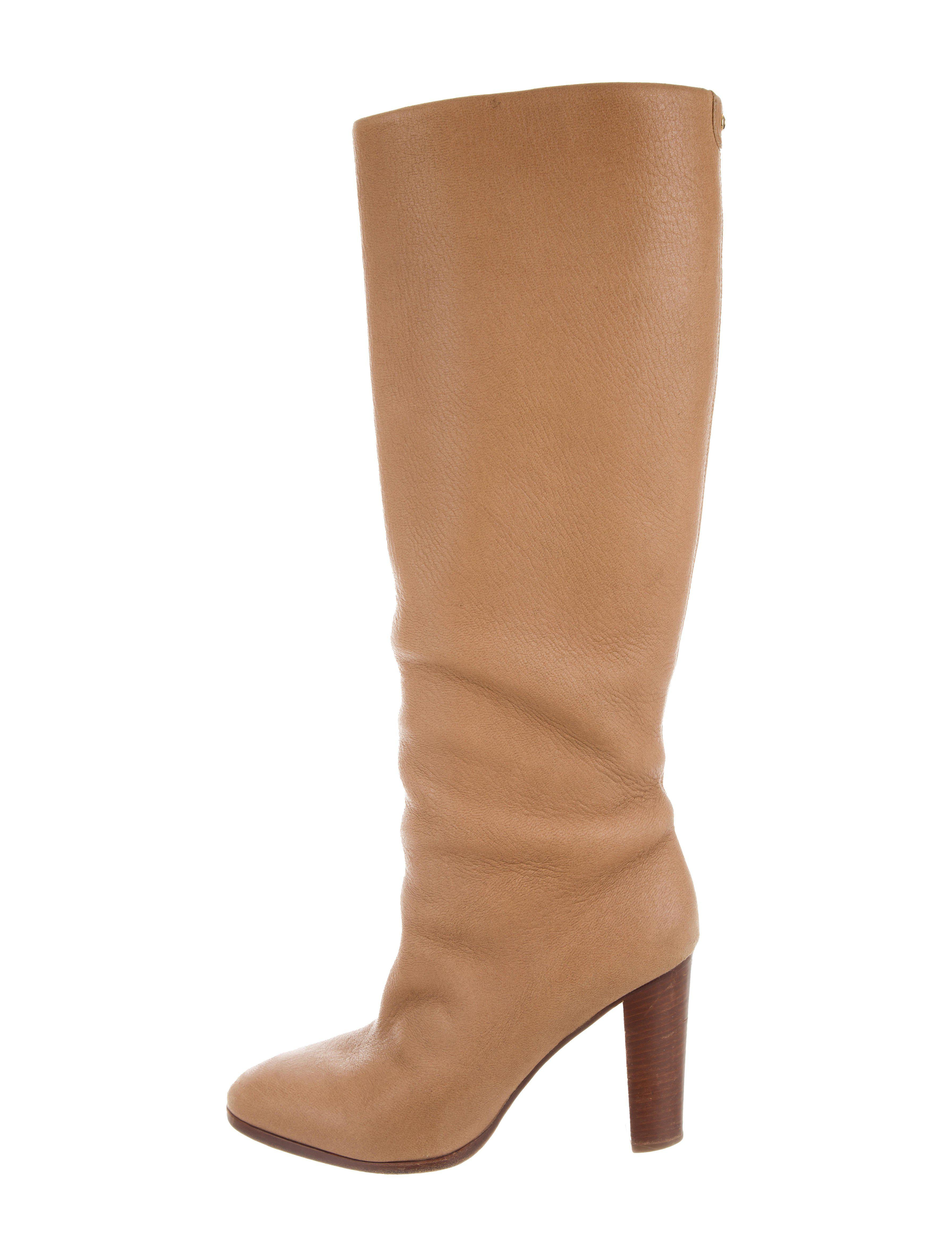 Loro Piana Suede Knee-High Boots sale shop offer XjOOb58bE