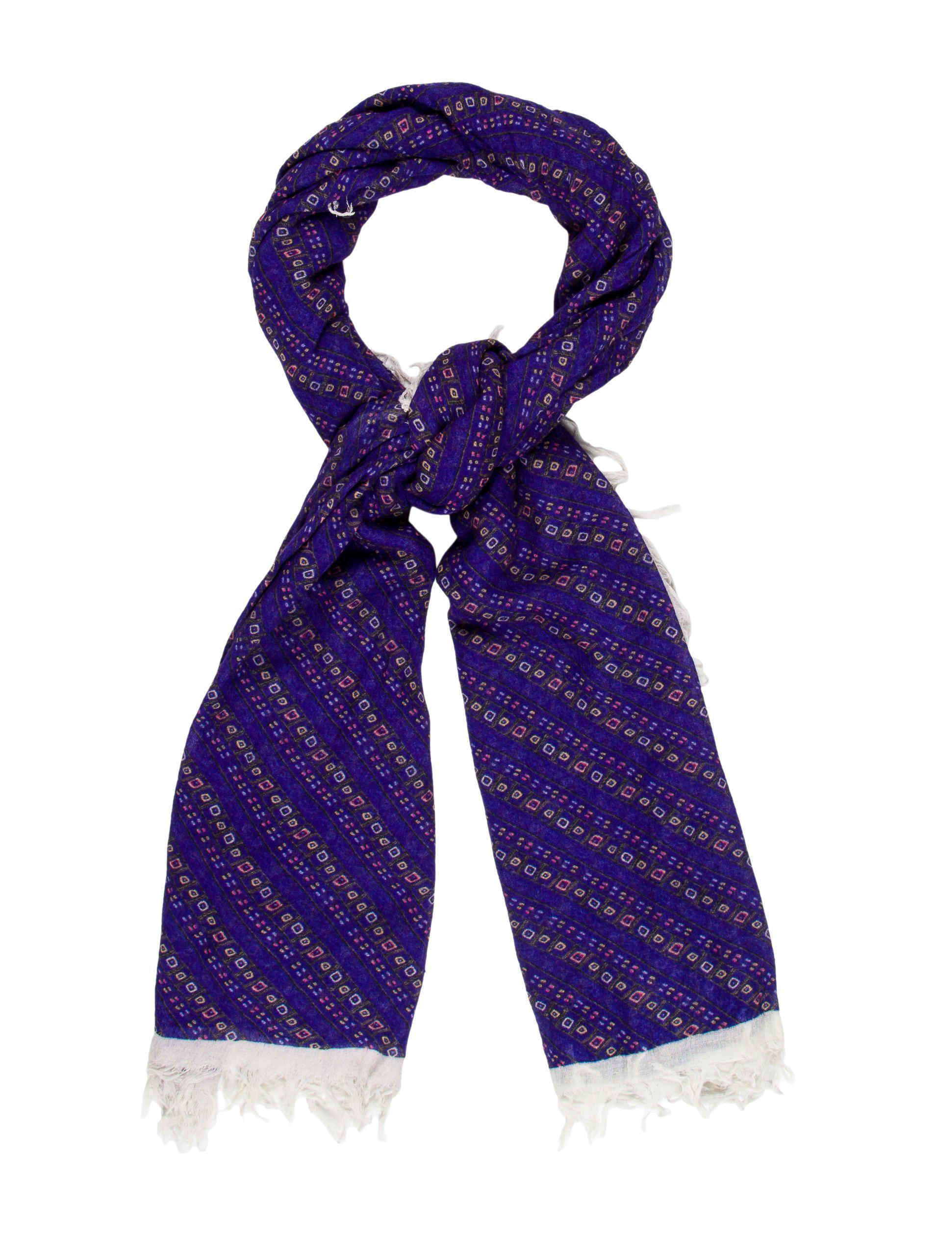 Vadim scarf - Blue Isabel Marant zIqiMVy5QT