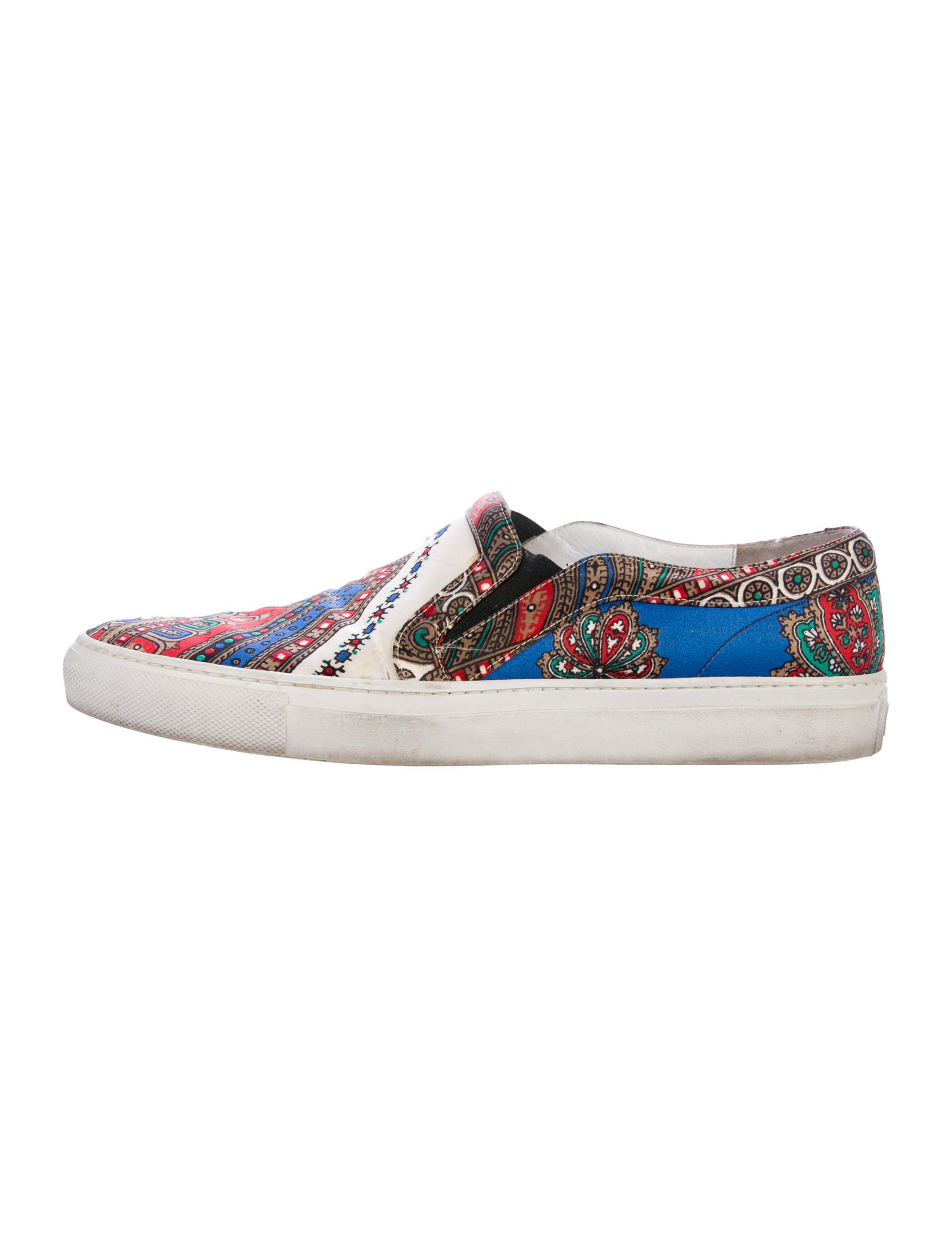 Givenchy Satin Slip On Sneakers free shipping under $60 manchester great sale online free shipping really sale 2015 new 9MJuEjR7Bt
