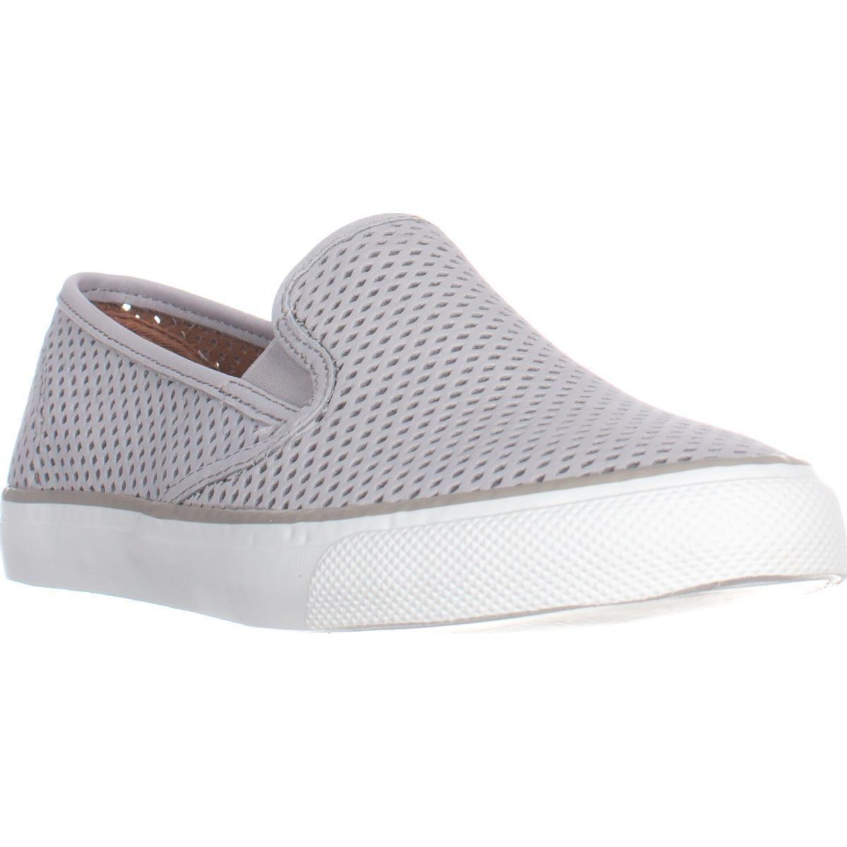 Lyst Sperry Top Sider Seaside Perforated Slip On Fashion