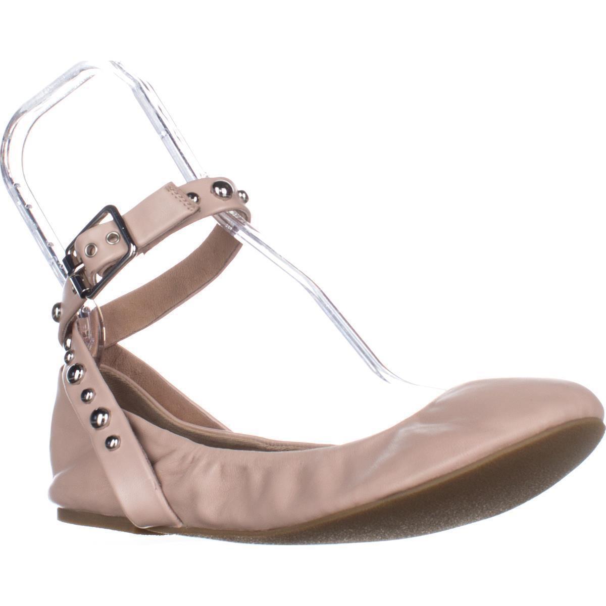 b52e5460685 Lyst - Steve Madden Mollie Ballet Flat in Pink