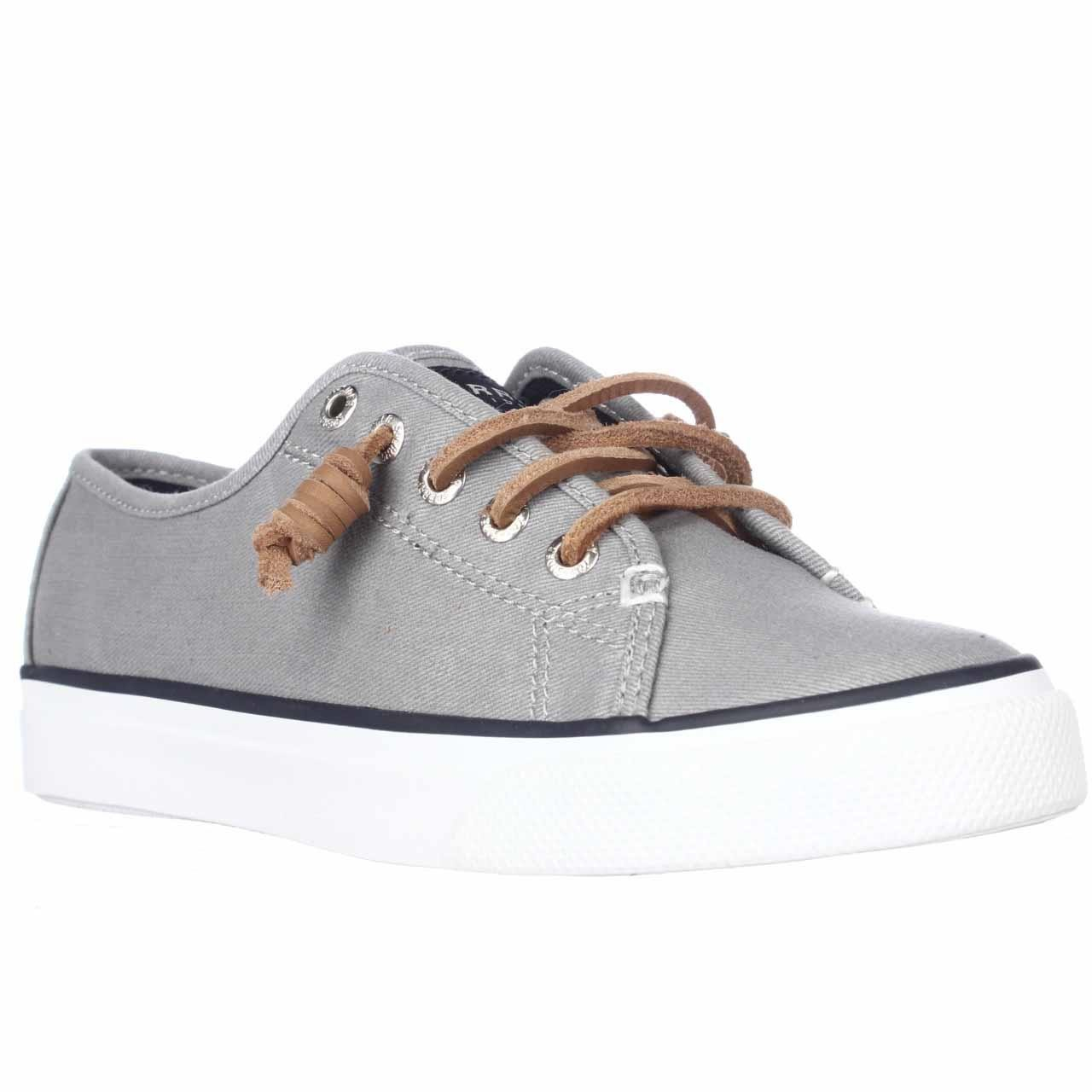 Sperry Top Sider Seacoast Fashion Sneakers In Gray For Men