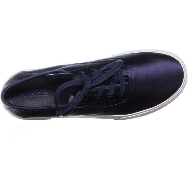 e47d2ac3816 Vince - Blue Copley Platform Sneakers - Lyst. View fullscreen