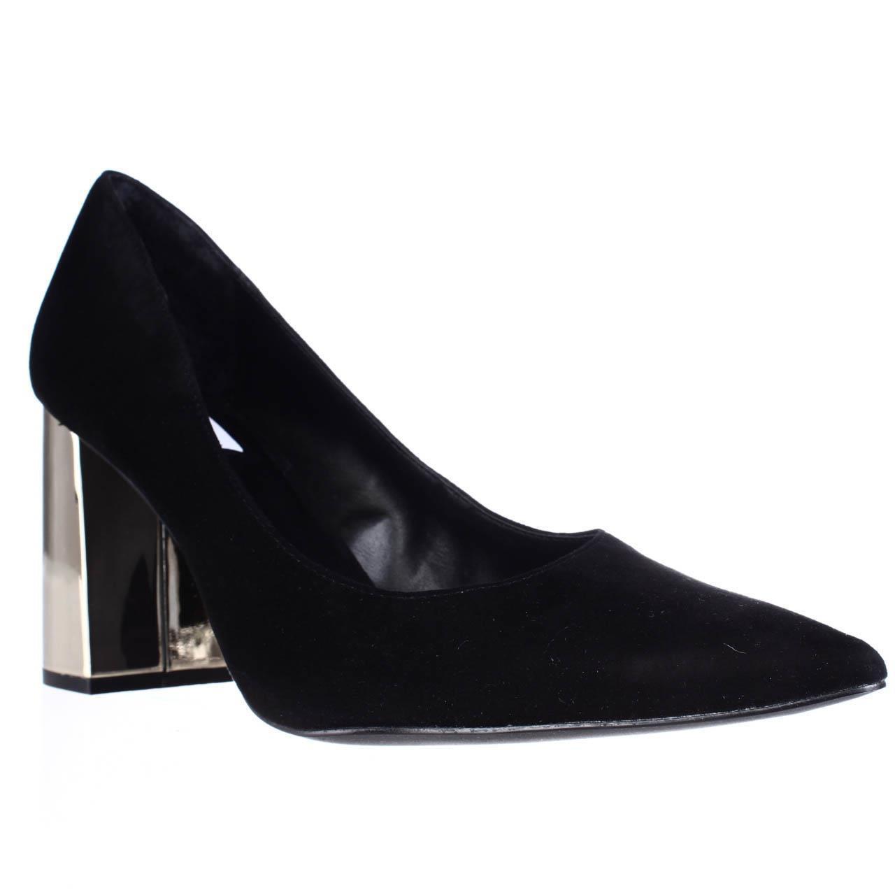 1dc30c39b74 Steve Madden - Pointur Block Heel Dress Pumps, Black - Lyst