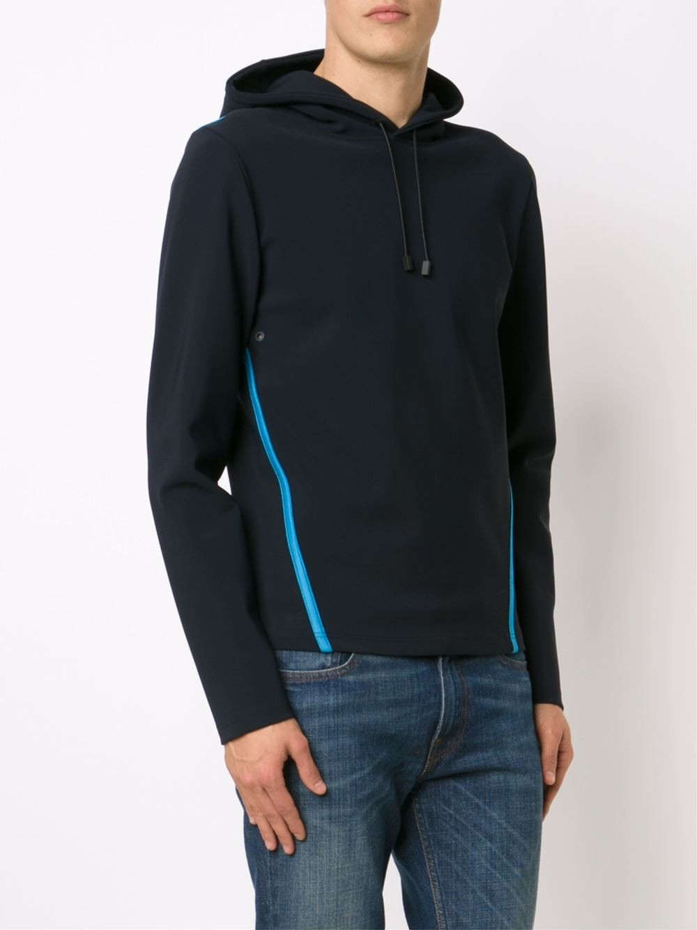 calvin klein x the webster 39 kirick 39 hoodie in black for men lyst. Black Bedroom Furniture Sets. Home Design Ideas