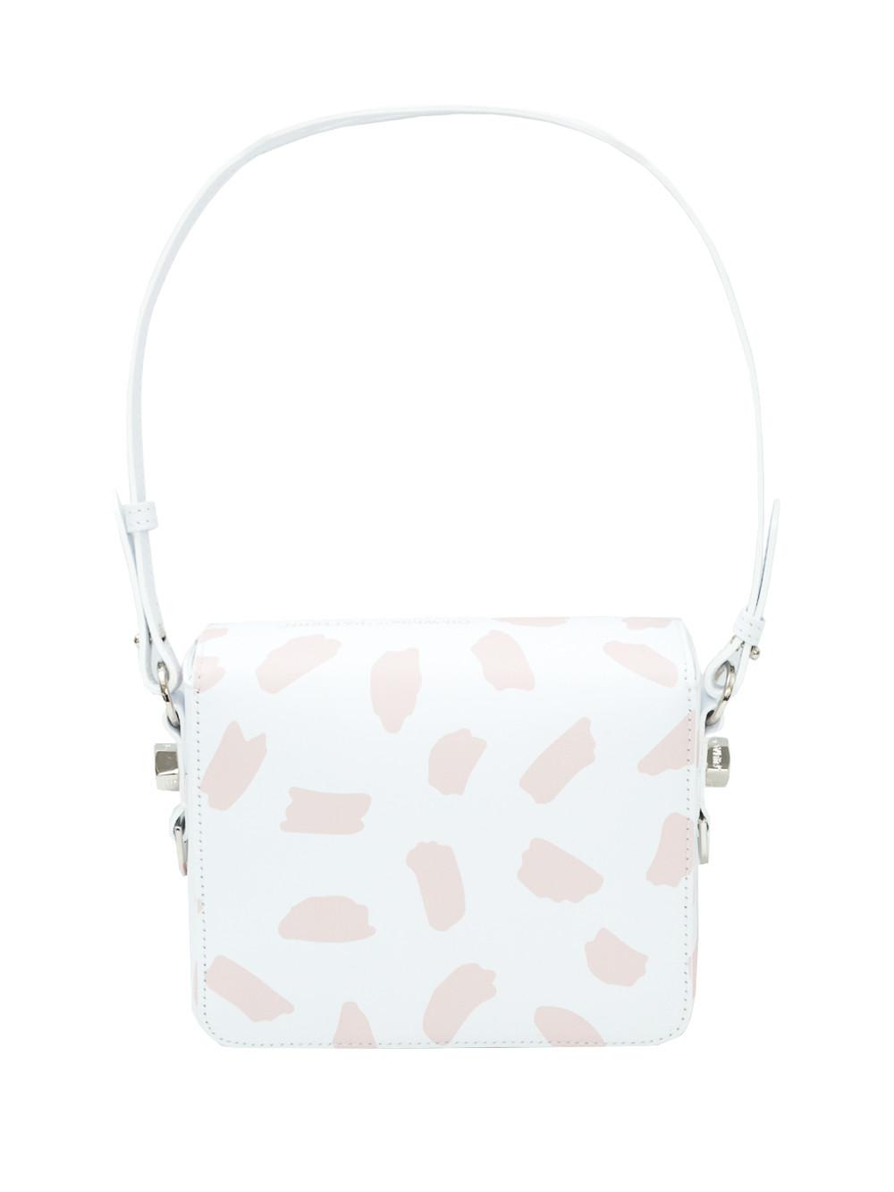 Off-White c o Virgil Abloh. Women s The Webster X Exclusive Flap Bag caed83eb3dd37