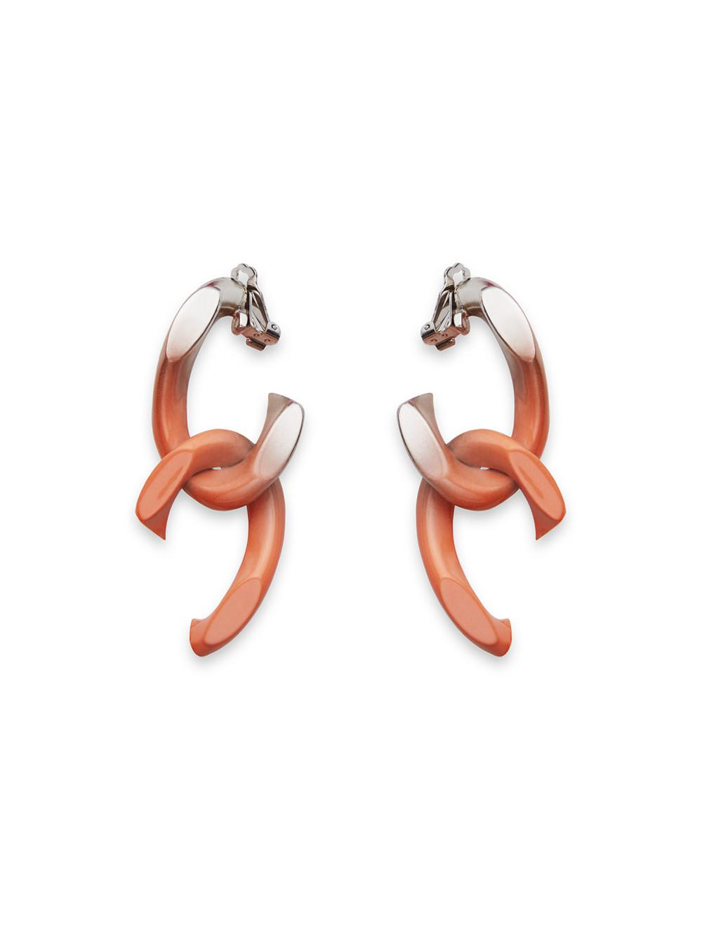 Annelise Michelson Trilliptic Bicolour Loop Earrings tEgLENUx
