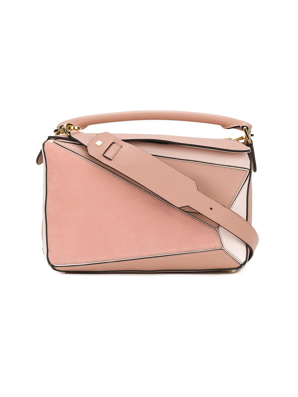 65e69431accb Loewe Small Puzzle Bag - Save 1% - Lyst