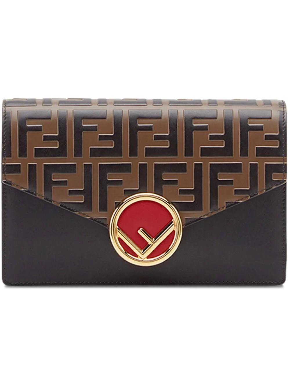 97068f1d3268 Fendi. Women s Mini Wallet Bag With Chain