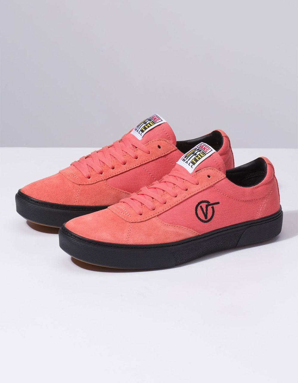 711edb5d9d89 Lyst - Vans Paradoxxx Porcelain Rose   Black Shoes for Men