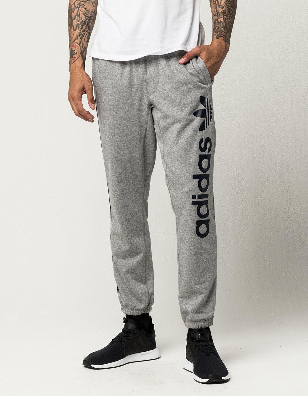 d4c6eac33 adidas Blackbird Mens Sweatpants in Gray for Men - Lyst