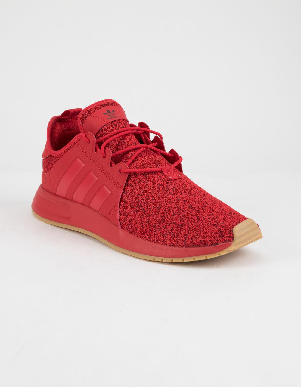 Lyst - adidas X plr Scarlet Shoes in Red for Men 92a8682d3