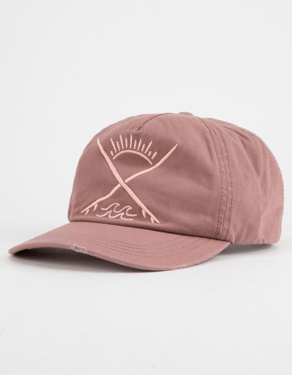 Lyst - Billabong Surf Club Purple Womens Dad Hat in Purple adb6e221d
