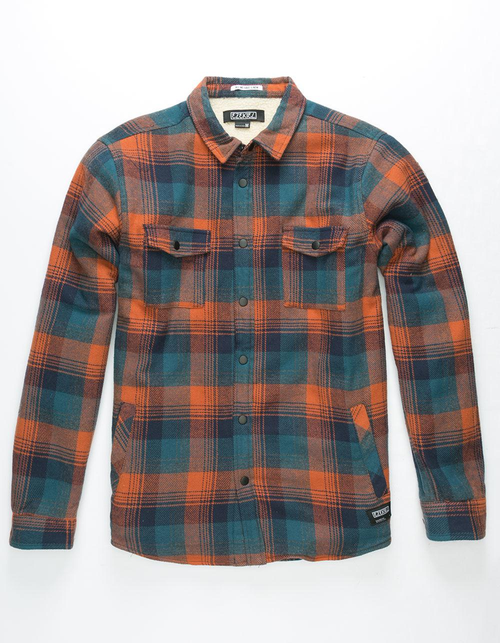 Find great deals on eBay for mens flannel coats. Shop with confidence.