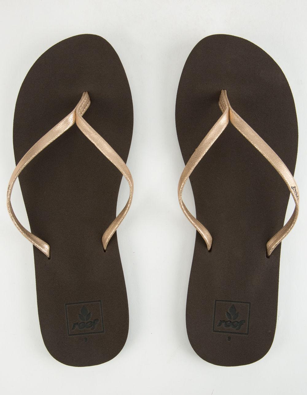 e03be21aef7e Lyst - Reef Bliss Nights Flip-flops - Save 4%